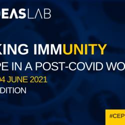 Screenshot CEPS Ideas Lab